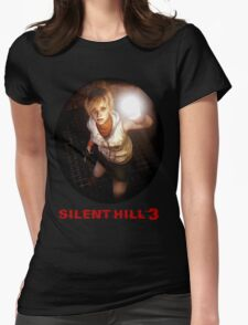 Silent Hill 3 Womens Fitted T-Shirt