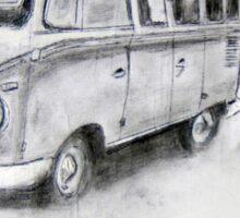 1960s Kombi Split-Window Sticker