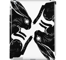 Wit and Bun Deux iPad Case/Skin