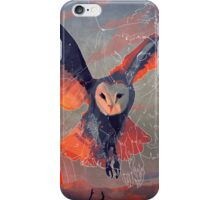 Owl Hunt iPhone Case/Skin