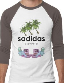 Sadidas Men's Baseball ¾ T-Shirt