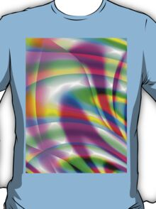 Colorburst Abstract T-Shirt