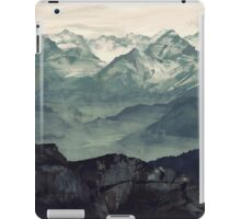 Mountain Fog iPad Case/Skin
