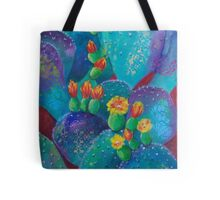 Joyful Prickly Pear Tote Bag