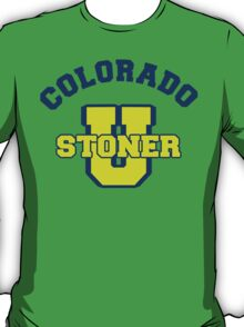 Colorado Cannabis T-Shirt