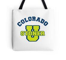 Colorado Cannabis Tote Bag
