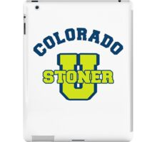 Colorado Cannabis iPad Case/Skin