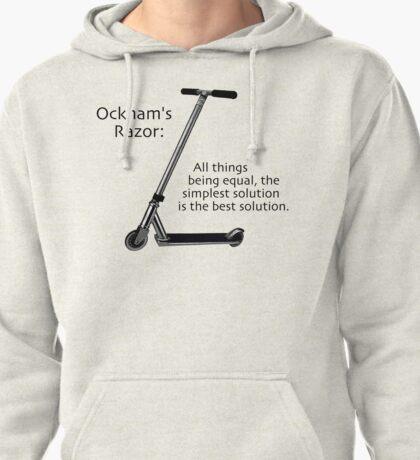 Ockham's Razor Pullover Hoodie