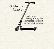 Ockham's Razor Hoodie
