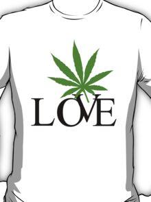 Love Marijuana T-Shirt