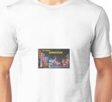 Chinatown Los Angeles Unisex T-Shirt
