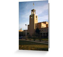 Bataan Memorial Building Greeting Card
