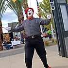 Mime Play by Sue  Cullumber