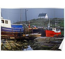 Nova Scotia--Peggy's Cove Poster