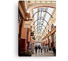 The Block Arcade, Melbourne Canvas Print