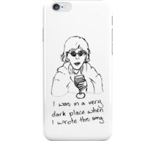 A real life artist iPhone Case/Skin