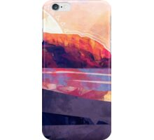 Table Mountain iPhone Case/Skin