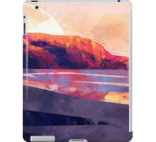 Table Mountain iPad Case/Skin