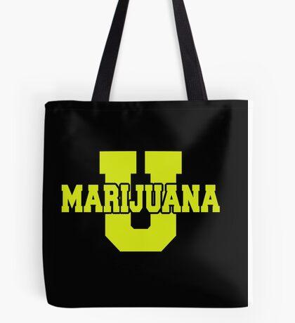 Marijuana Tote Bag