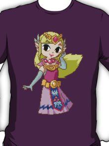 Zelda - pixel art T-Shirt