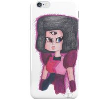Eye Heart Garnet iPhone Case/Skin
