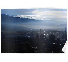 El Cuzco, Perú Poster