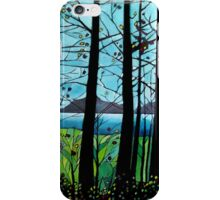 Trees in Fall iPhone Case/Skin