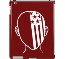 American Beauty (White) iPad Case/Skin