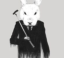 The White Rabbit by Daria Parsa