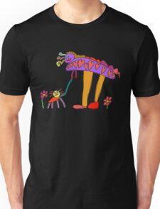 Love Monster & Spider Cat Unisex T-Shirt
