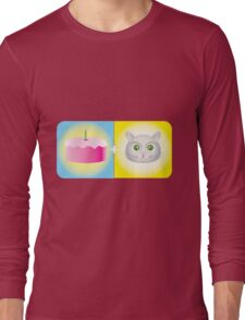 Cake + Pussy Confection Long Sleeve T-Shirt