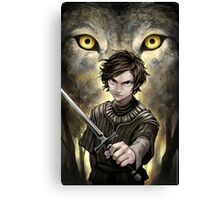 GoT - Game of Thrones : Arya Stark Canvas Print