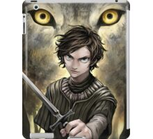 GoT - Game of Thrones : Arya Stark iPad Case/Skin