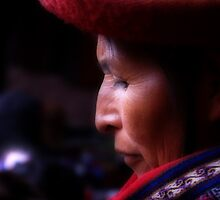 Mujer Peruana by mrmemes