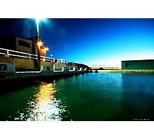 Newcastle Baths at Sunrise Photographic Print