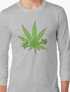 Marijuana Munchies Long Sleeve T-Shirt
