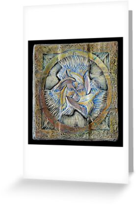 Spiral six: integration by Mona Shiber