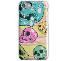 Candy Skulls iPhone Case/Skin