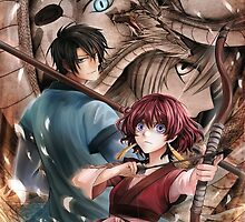 Akatsuki no Yona - Yona of the Dawn  by shumijin
