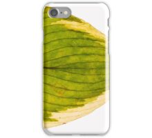 Pressed and Dried iPhone Case/Skin