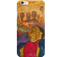 The Soul Singer iPhone Case/Skin