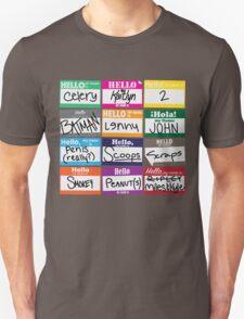 Hello My Name is Xenomorph T-Shirt