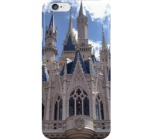 Cinderella's Castle - Disneyworld iPhone Case/Skin