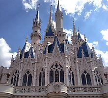 Cinderella's Castle - Disneyworld by jbuchanan