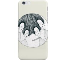Four Girls iPhone Case/Skin