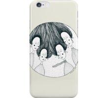 Four Girls iPhone Case/Skin