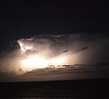 Lightning Storm2 - Port Macquarie, NSW Australia by robey