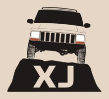 Jeep Cherokee XJ Off Road by upick