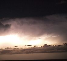 Lightning Storm6 - Port Macquarie, NSW Australia by robey