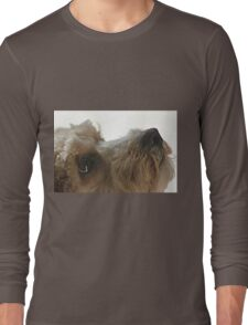 Eyelashes to die for Long Sleeve T-Shirt
